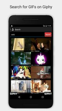 Download 5SecondsApp - Animated GIF Create & Search 1.1.8 APK File for Android