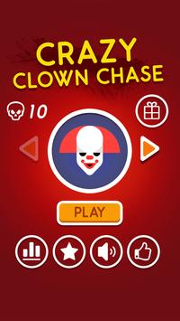 Download Crazy Clown Chase 1.0.1 APK File for Android