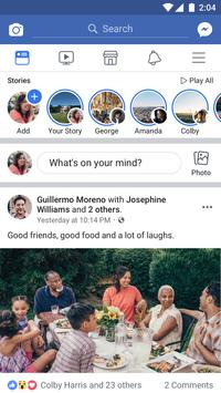 Download Facebook 276.0.0.44.127 APK File for Android
