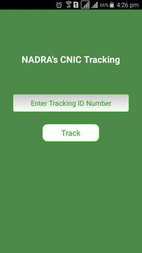 Download Cnic Tracking 21 APK File for Android