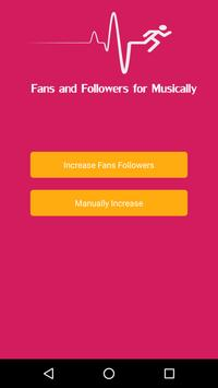 Download Get Fans Followers for Musically : Grow Fans Likes 1.2 APK File for Android