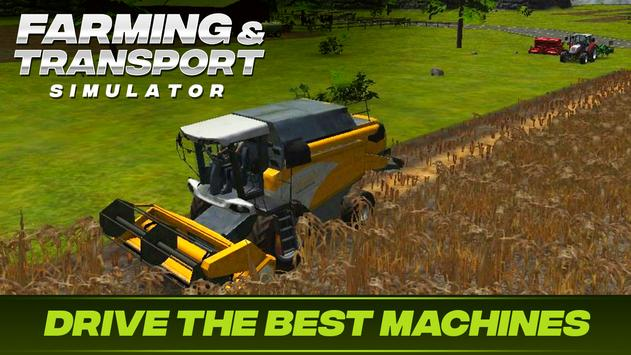 Download Farming & Transport Simulator 2018 1.0 APK File for Android