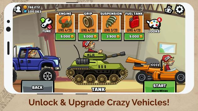 Download Hill Climb Racing 2 1.35.2 APK File for Android