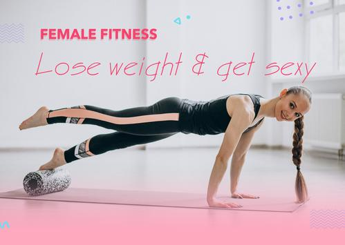Download Female Fitness Women Workout - Abs Exercises 1.9 APK File for Android