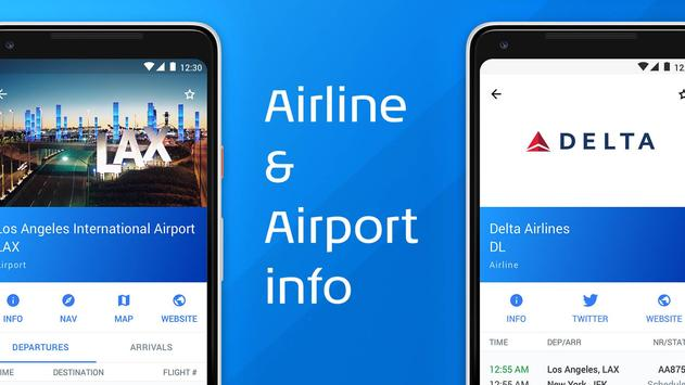 Download The Flight Tracker Free 2.3.0 APK File for Android