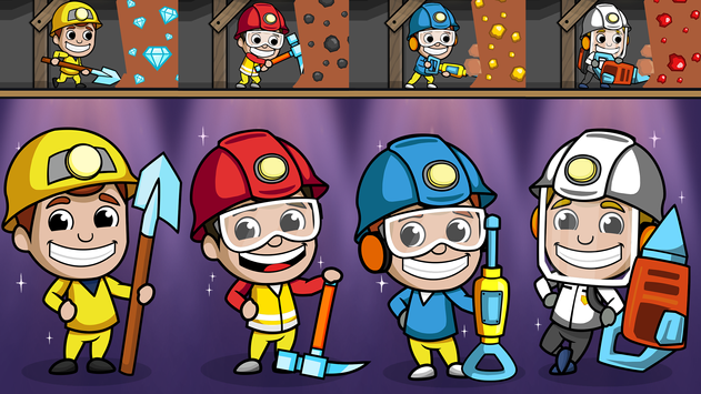 Download Idle Miner 3.20.0 APK File for Android