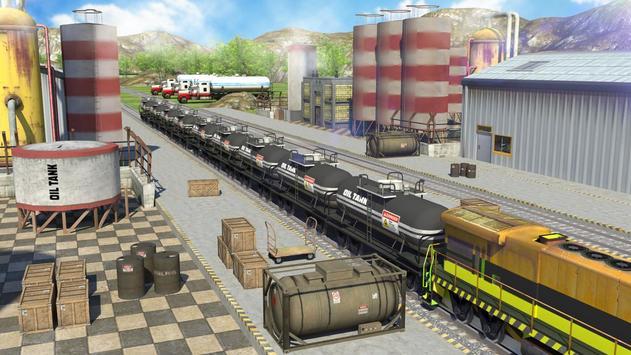 Download Oil Tanker Train Simulator 1.2 APK File for Android