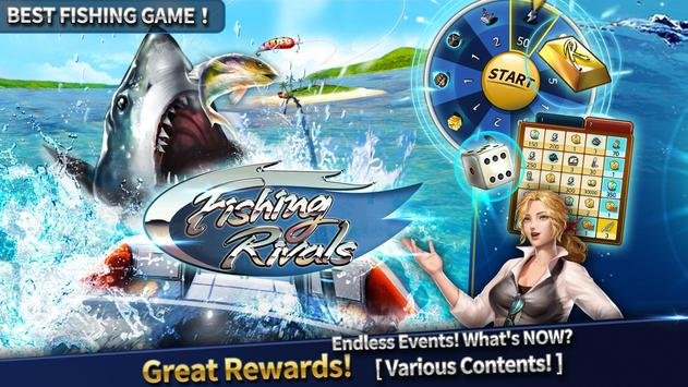 Download Fishing Rivals : Hook & Catch 1.1.9 APK File for Android