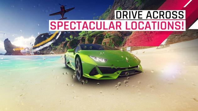 Download Asphalt 9: Legends - 2018's New Arcade Racing Game 2.1.2a APK File for Android