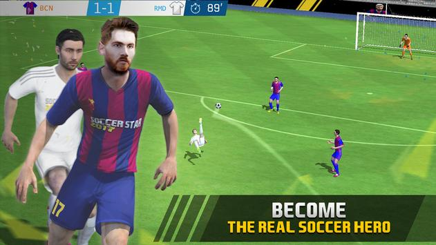 Download Soccer Star 2017 Top Leagues 2.1.8 APK File for Android
