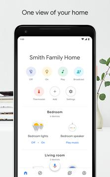 Download Google Home 2.29.1.7 APK File for Android