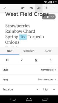 Download Google Docs 1.20.402.06.40 APK File for Android