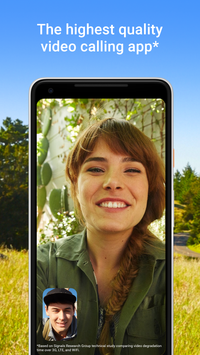 Download Google Duo 80.0.303818869.DR80_RC07 APK File for Android