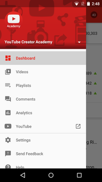 Download YouTube Studio 20.34.100 APK File for Android
