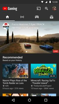 Download YouTube Gaming 2.10.7.6 APK File for Android