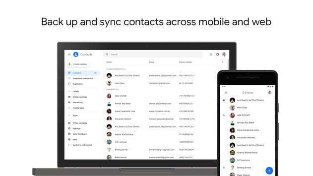 Download Contacts 3.21.3.304517356 APK File for Android