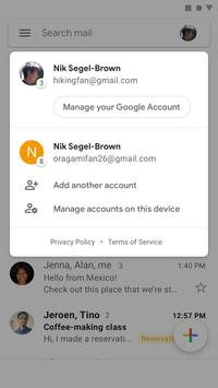 Download Gmail 2020.05.31.316831277.Release APK File for Android