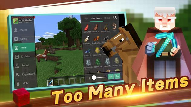 Download Master for Minecraft(Pocket Edition)-Mod Launcher 2.2.5 APK File for Android