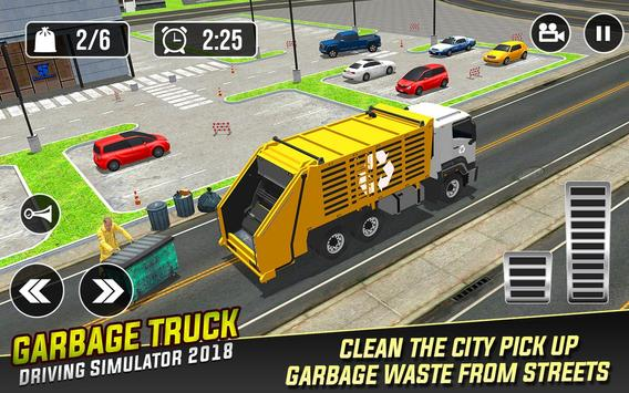 Download Garbage Truck: Trash Cleaner Driving Game 1.0.2 APK File for Android