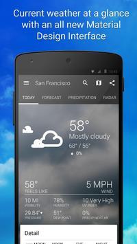 Download 1Weather Widget Forecast Radar 4.2.8 APK File for Android
