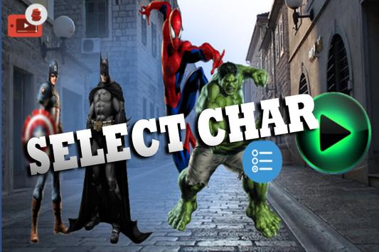 Download Hero Fight in Urban Areas 1.0 APK File for Android