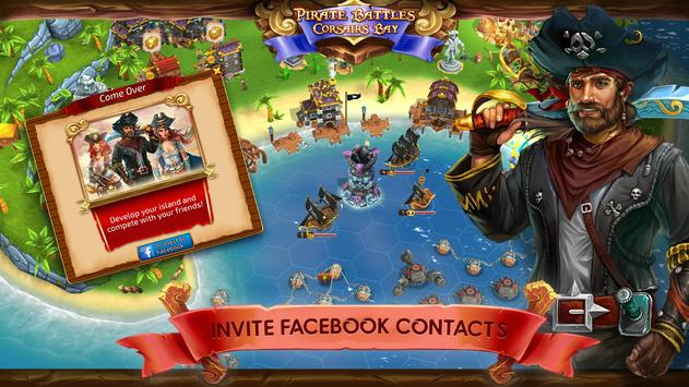 Download Pirate Battles: Corsairs Bay 1.0.44 APK File for Android
