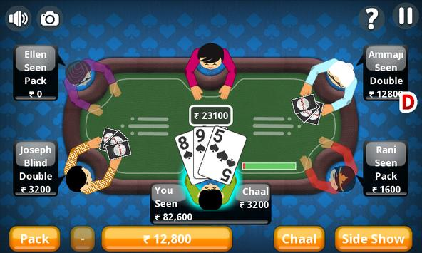 Download Teen Patti Offline Indian Poker 4.2 APK File for Android