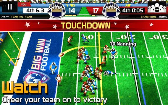 Download Big Win Football 2016 1.3.5 APK File for Android