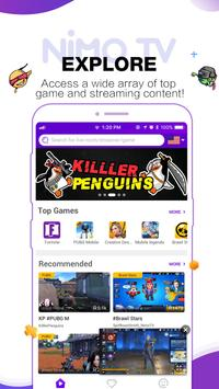 Download Nimo TV - Play. Live. Share 1.9.0 APK File for Android