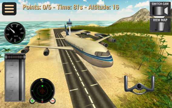 Download Flight Simulator: Fly Plane 3D 1.32 APK File for Android