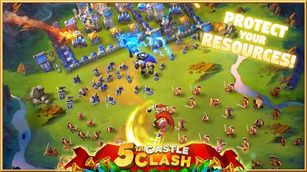 Download Castle Clash 1.8.2 APK File for Android