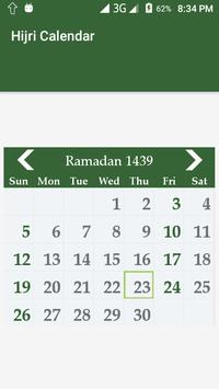 Download Hijri calendar (Islamic Date) and Moon finder 4.1 APK File for Android
