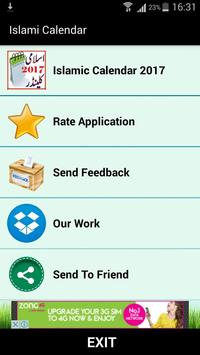 Download Islamic Calendar 2017 1.7 APK File for Android