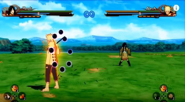 Download Naruto Shippuden Ultimate Ninja 1.1 APK File for Android