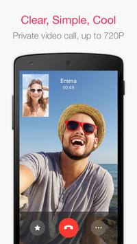 Download JusTalk Free Video Calls and Fun Video Chat 7.4.53 APK File for Android