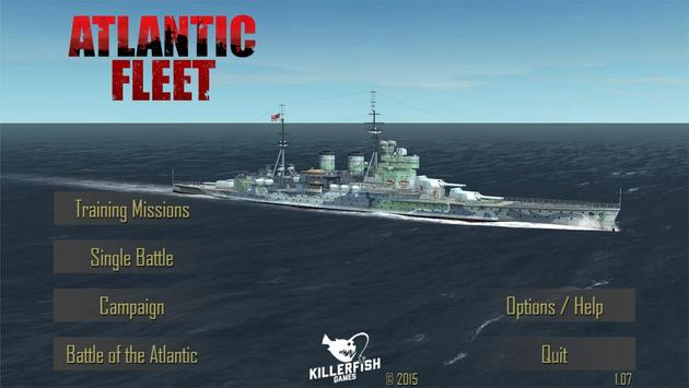 Download Atlantic Fleet Lite 1.11 APK File for Android