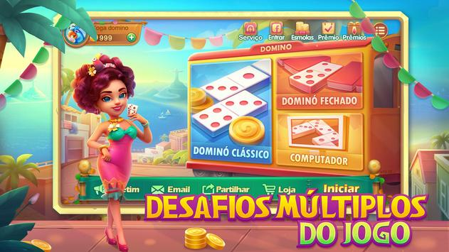 Download KOGA Dominó-Clássico Brazil Dominó Gameplay 1.02 APK File for Android