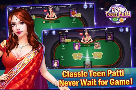 Download Teen Patti - Indian Poker Game 1.5.9 APK File for Android