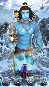 Download Lord Shiva 3D Launcher Theme 1.1.0 APK File for Android