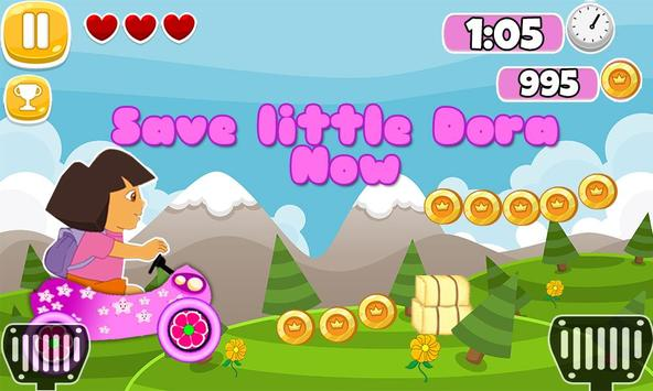Download Little dora Magical forest 1.2 APK File for Android