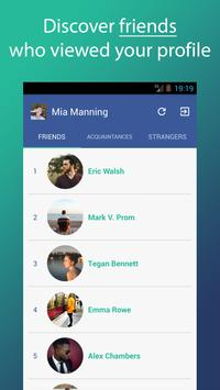 Download Who Viewed My Profile? Followers Insight Plus 1.9.0 APK File for Android