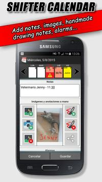 Download Work Shift Calendar 1.6.4 APK File for Android