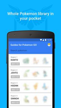 Download Guides for Pokemon GO 1.0.3 APK File for Android