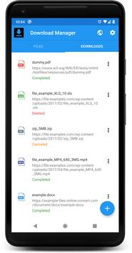 Download DOWNLOAD MANAGER 8.3.0 APK File for Android