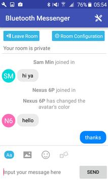 Download Bluetooth Messenger 1.2 APK File for Android