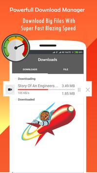 Download Me Browser Mini Fast & Secure 1.0 APK File for Android