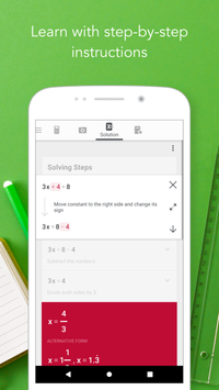 Download Photomath 6.0.3 APK File for Android