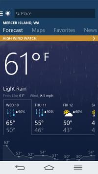 Download MSN Weather - Forecast & Maps 1.2.0 APK File for Android