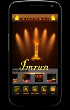 Download Name Text Fire 1.0 APK File for Android
