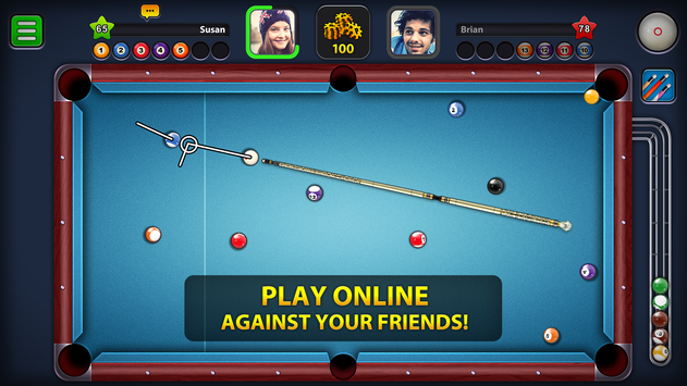 Download 8 Ball Pool 4.8.5 APK File for Android
